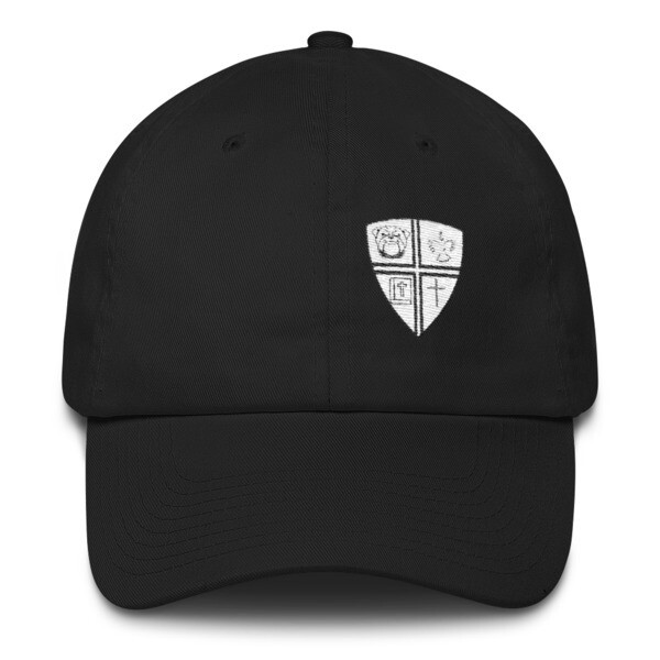 Cotton Cap with school logo
