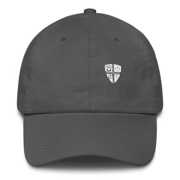 Dad Cotton Cap w/Logo on Left