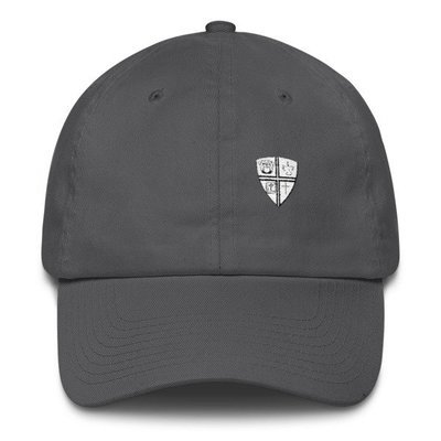 Dad Cotton Cap w/Logo on Left