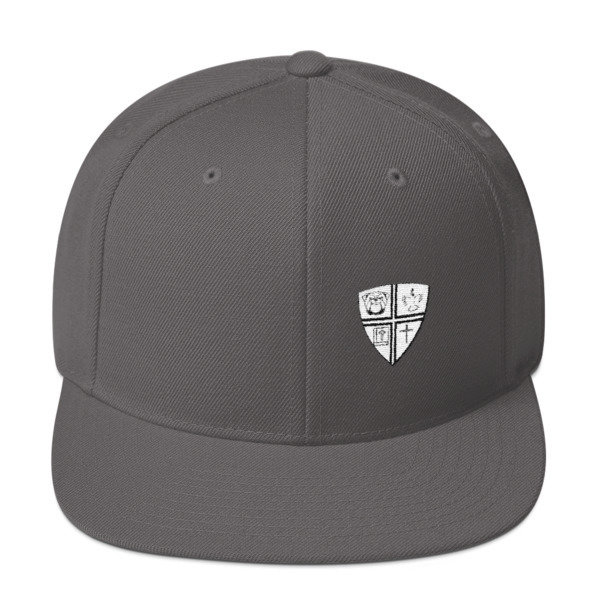 Snapback Hat w/Logo on Left