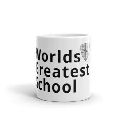 Mug w Text and Logo