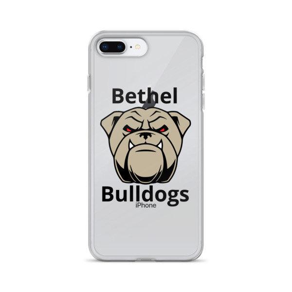 iPhone Case w/ bulldog