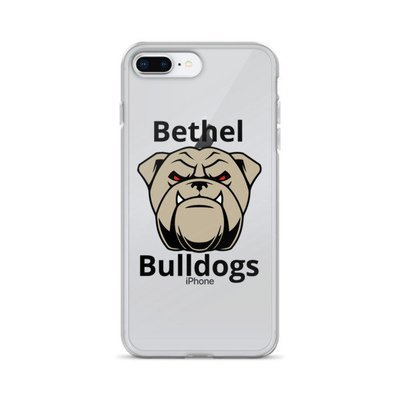 iPhone Case w/ bulldog