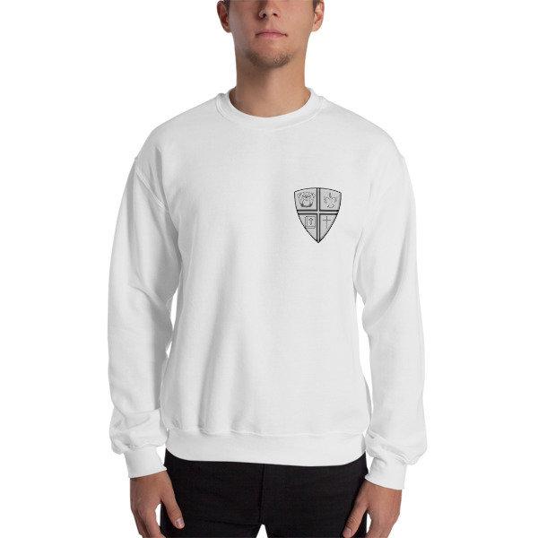 Sweatshirt w/logo