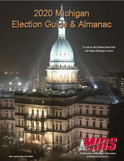 2020 Election Guide & Almanac