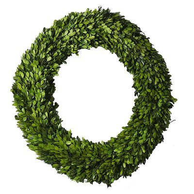 Boxwood Wreath Circle - Large