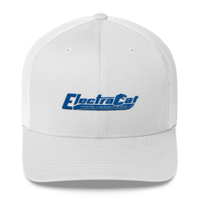 Embroidered Trucker Cap