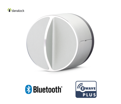 Danalock V3 Bluetooth® & Z-Wave® / Without Cylindre / Sans Cylindre