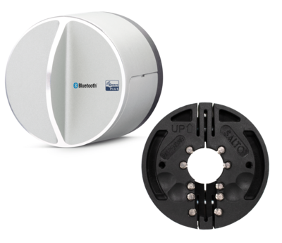 Danalock V3 Bluetooth® & Z-Wave® avec Salto Adaptateur