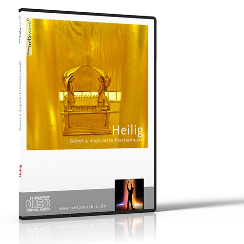 """Heilig"" [Audio-CD + Booklet]"