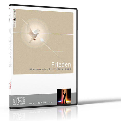 """Frieden"" [Audio-CD + Booklet]"