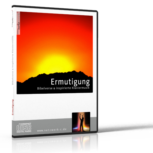 """""""Ermutigung"""" [Audio-CD + Booklet]"""