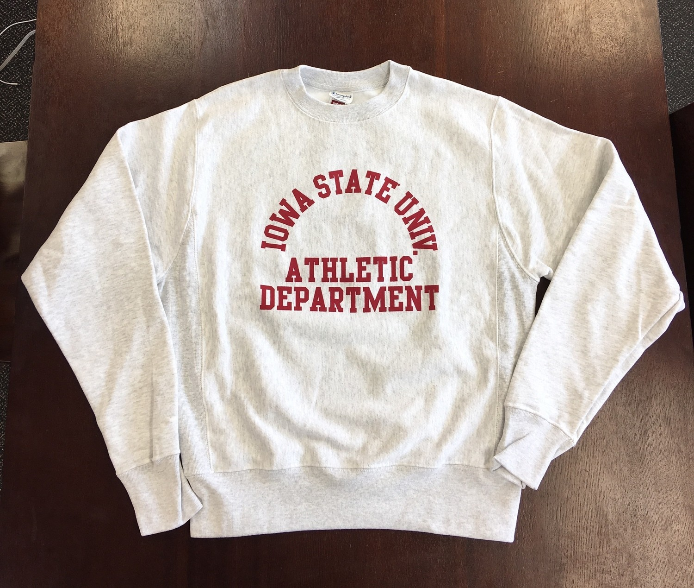 Athletic Department Champion Reverse Weave