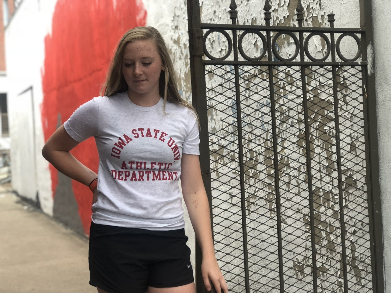 Athletic Deptartment Tee