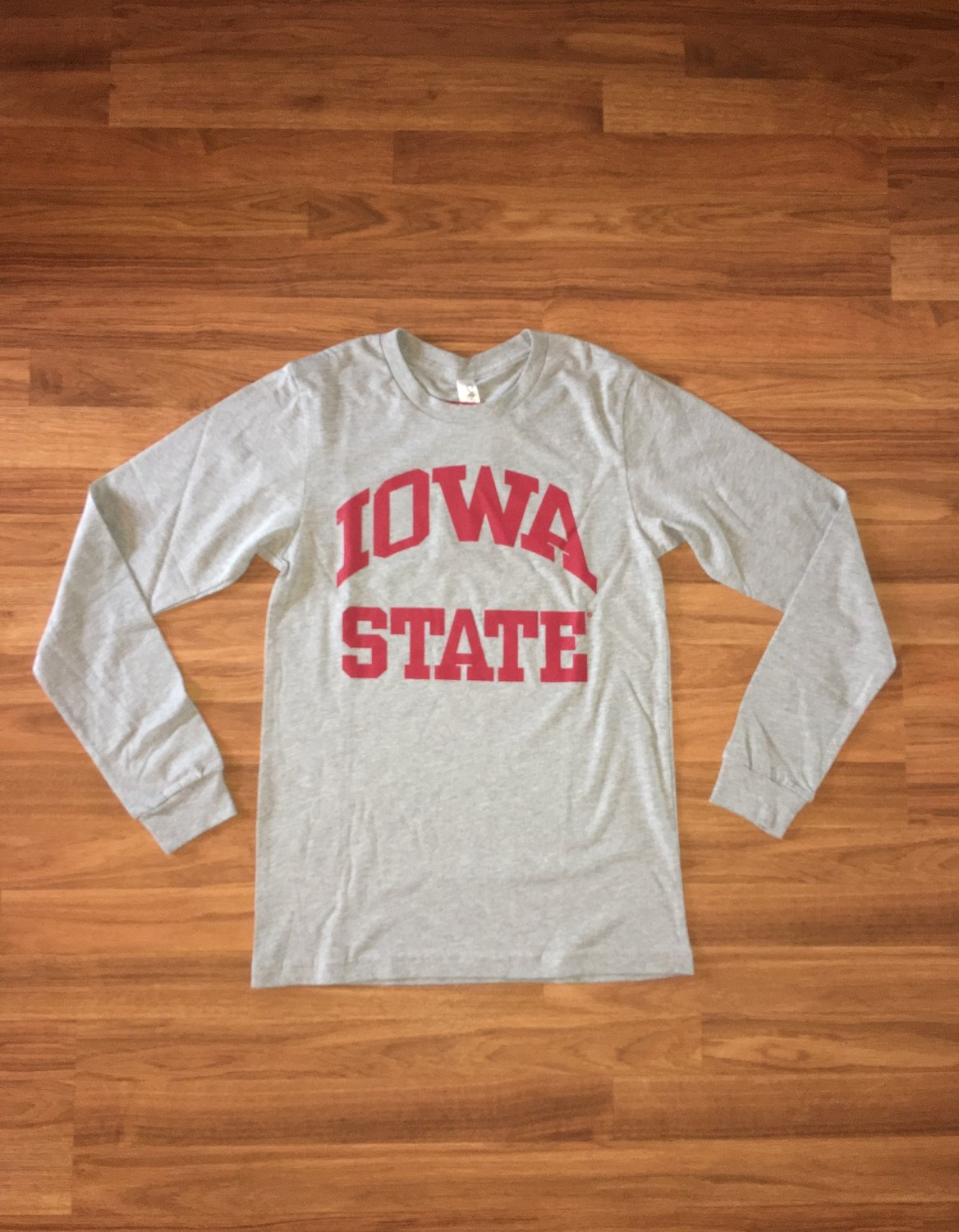 Athletic Heather Perfect Long Sleeve