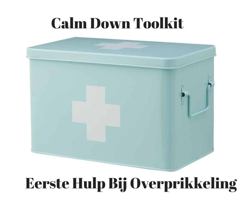 Calm Down Toolkit
