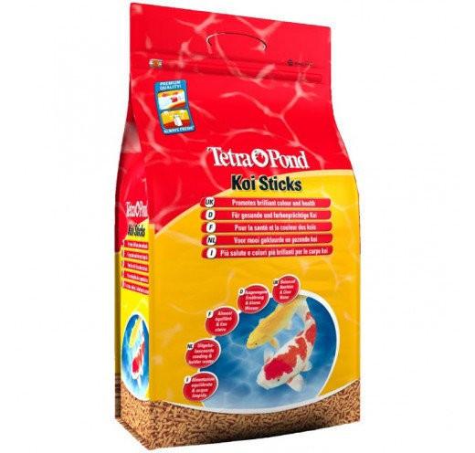 Корм для прудовых рыб TETRA POND KOI STICKS 50L