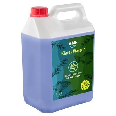 GMH (Klares Wasser) против цветения воды в прудах и озерах на 125 000л