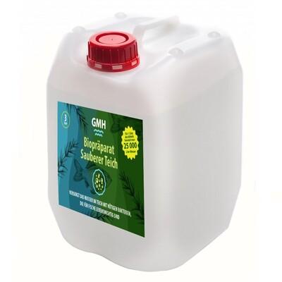 Биопрепарат GMH (Sauberer Teich) для биологической очистки пруда на 75 000л