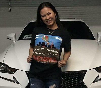 Wall T-shirt, X-Large