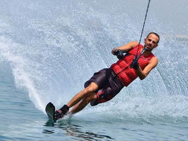 Water Skiing  15min