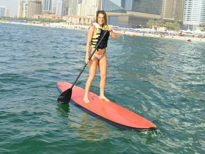 Stand Paddle Board 1HR