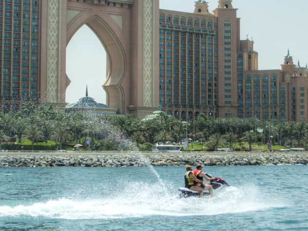 Jet ski For Two Person  60 minutes