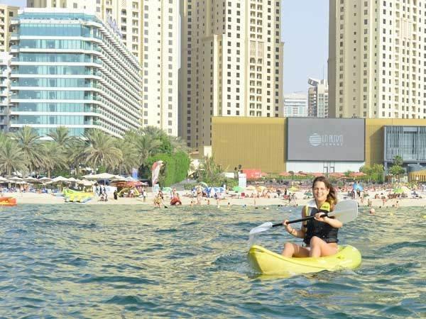 Kayaking Single 1HR