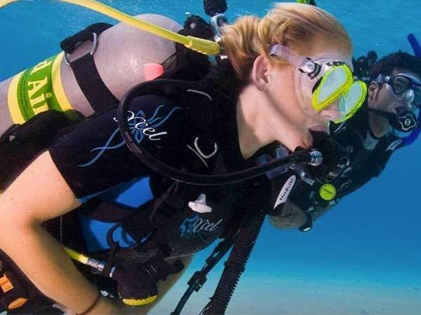 Enriched Air Diver - Nitrox