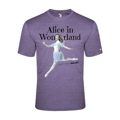 SECOND CHANCE ALICE IN WONDERLAND Limited Edition SLB T-Shirt - (ORDER BY OCT 17) PICK UP ONLY/NOT AVAILABLE FOR SHIPPING