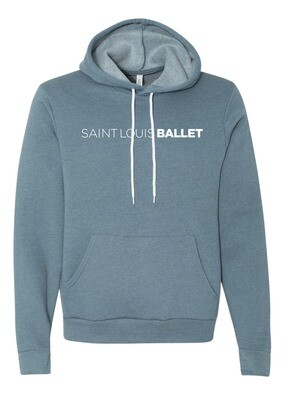 SLB Heather Slate Unisex Hoodie (Adult Only Sizes) (ORDER BY OCT 17) PRE-ORDER FOR PICKUP ONLY/SHIPPING NOT AVAILABLE