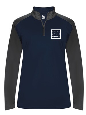SLB LOGO Ultimate Softlock Women's or Men's 1/4 Zip (ORDER BY OCT 17) PICK UP ONLY/NOT AVAILABE FOR SHIPPING
