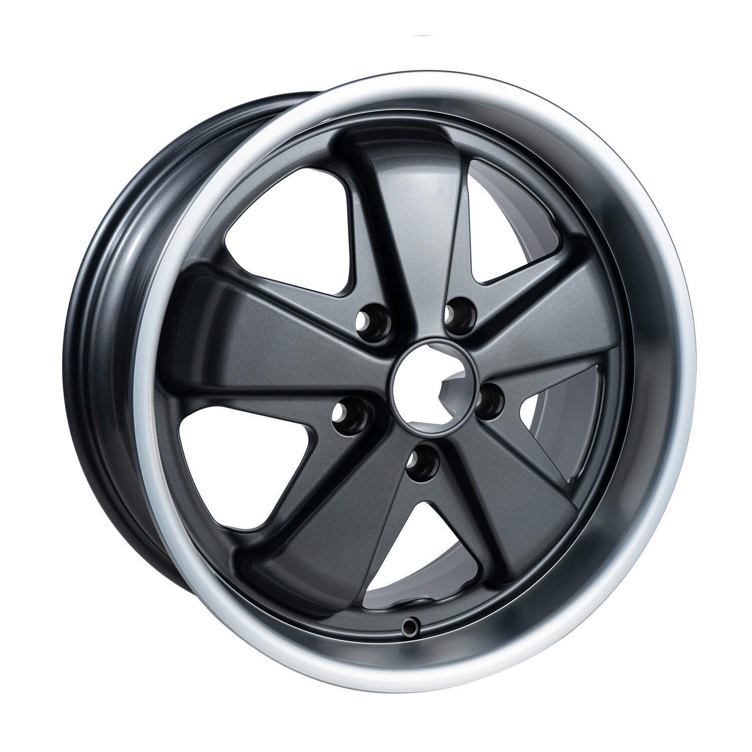 DP1885 Satin Anthracite 18 x 8.5