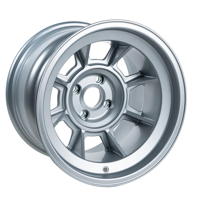 MAN151510 Satin Silver 15 x 10