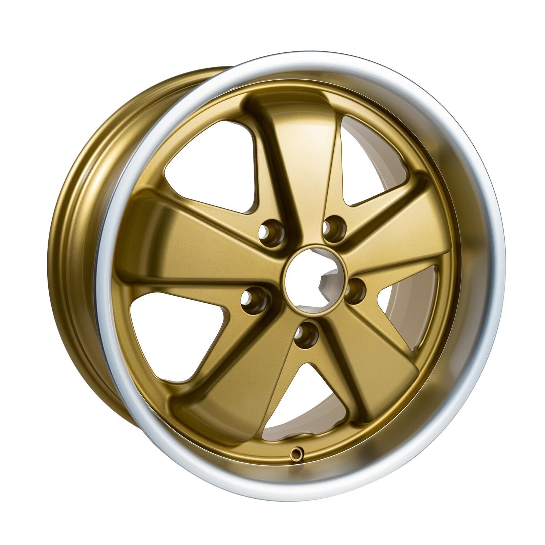 DP1885 Satin Gold 18 x 8.5