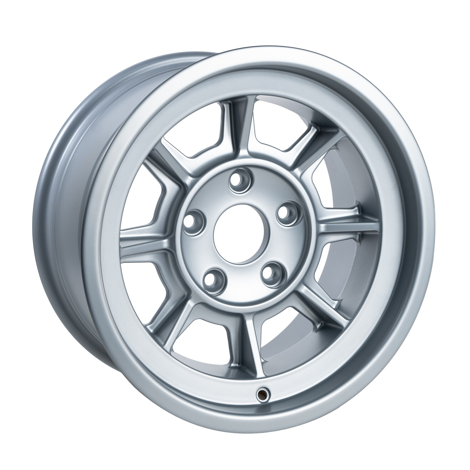 PAG1680 Satin Silver 16 x 8