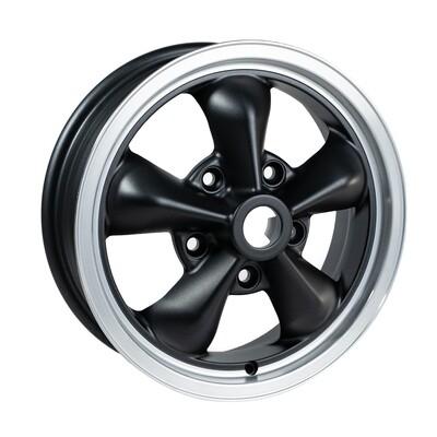 TT1550 Grey/Black/Cut Dish 15 x 5