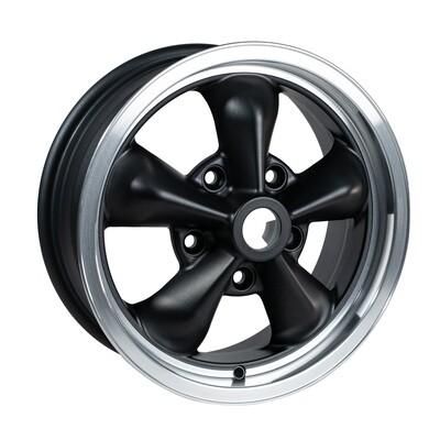 TT1560 Grey/Black/Cut Dish 15 x 6