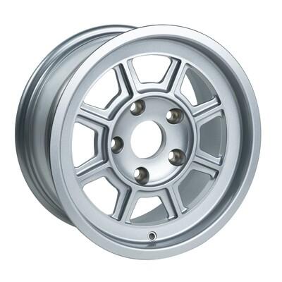 PAG1570P Satin Silver 15 x 7
