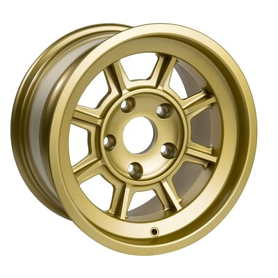 PAG1580P Satin Gold 15 X 8