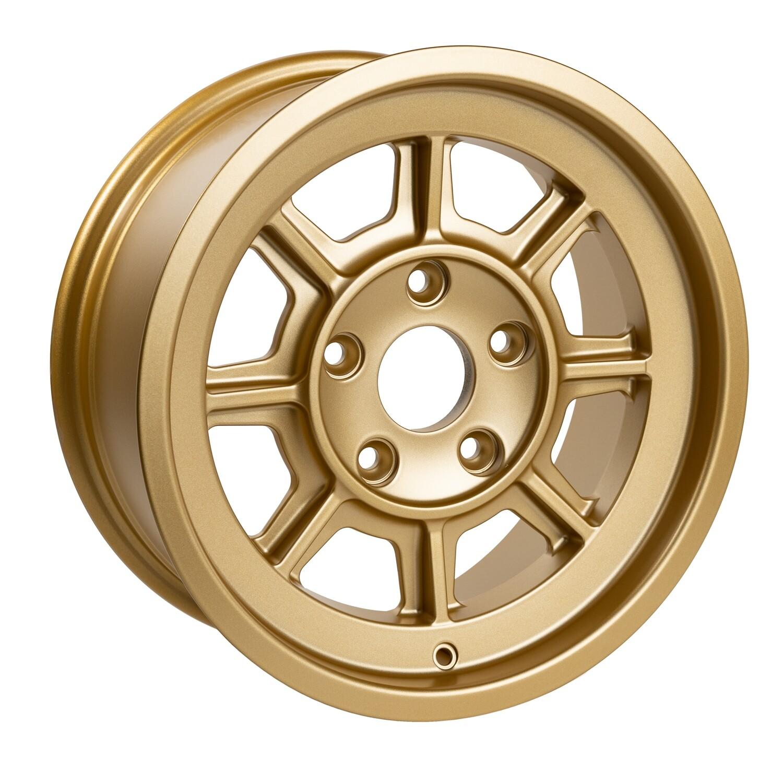 PAG1670 Satin Gold 16 x 7