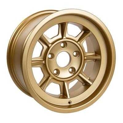 PAG1680 Satin Gold 16 x 8