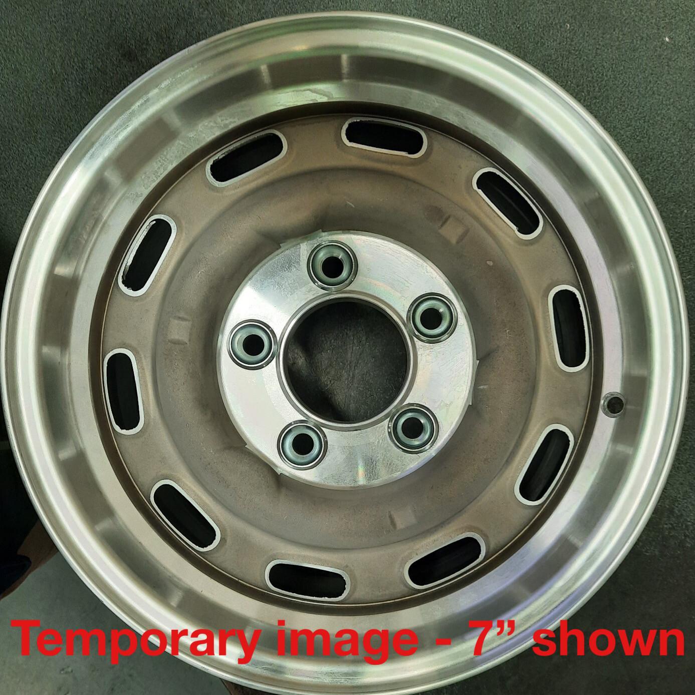 LMZ1550 Bare Aluminium 15 x 5