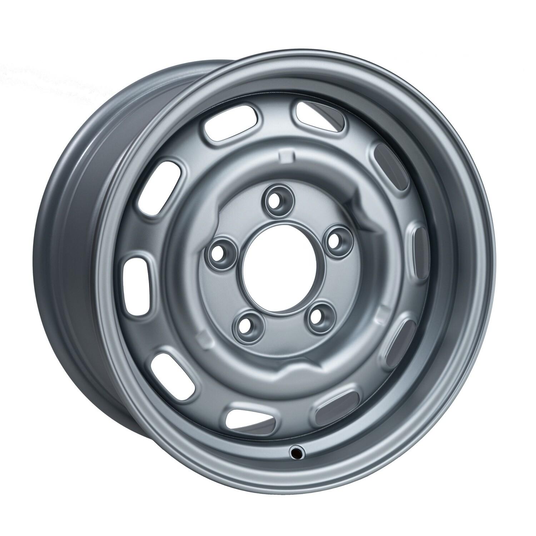 LMZ1570/23 Satin Silver 15 x 7