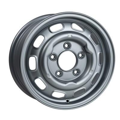 LMZ1550 Satin Silver 15 x 5