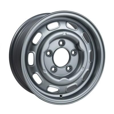 LMZ1560 Satin Silver 15 x 6