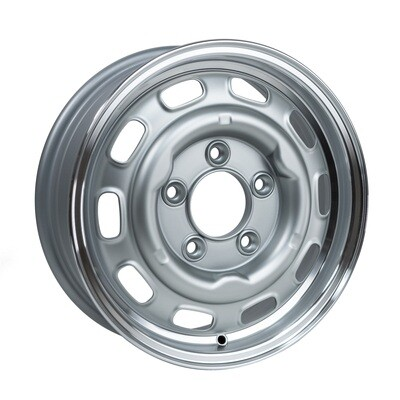 LMZ1550 Satin Silver Cut Dish 15 x 5