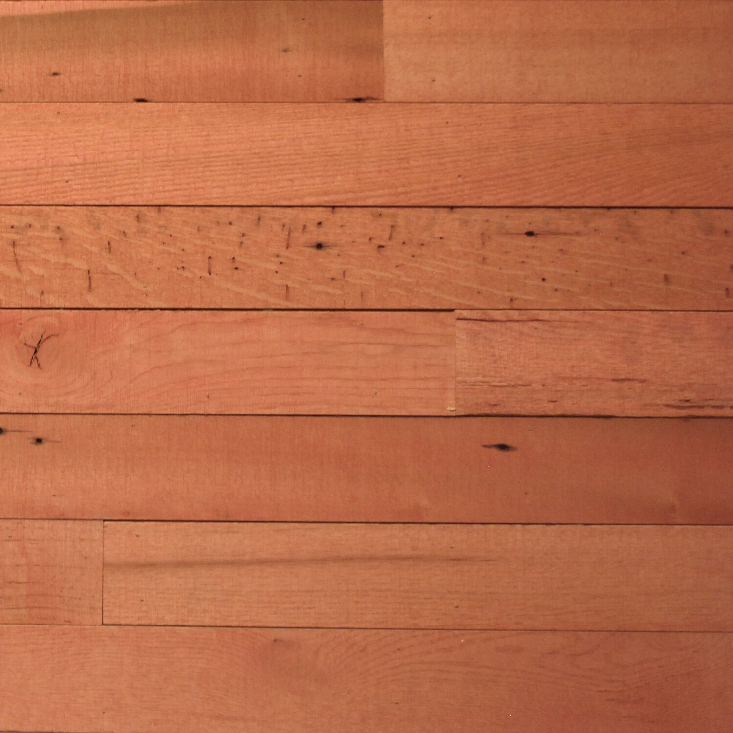 Reclaimed Red Barn Wood Planks | 20 Sq Ft - Georgia Reclaimed