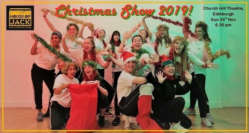 Christmas Show 2019 DVD