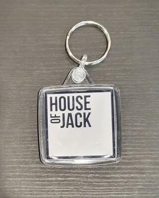 House of Jack keyring